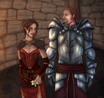 Cullen and warden by Synchro2323