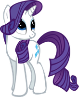 Miss Rarity by Ranger309