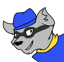 Sly Cooper by Anonymous-Kuro