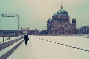 Winter Dome by wildandfurious