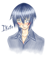 Ikuto by MangaFreak150