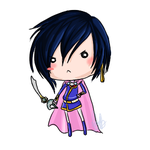 Tales of the S.Cheeb: Leon by cyrissia