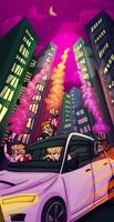 Heist Time by Stefi-Delly