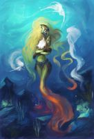 under the sea by Readman