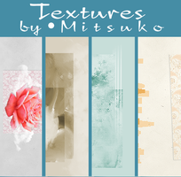 4 Textures #001 By Mitsuko by DarkSideofGraphic