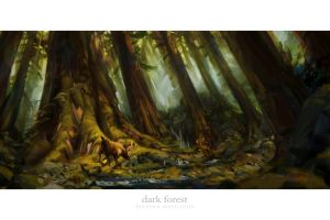 Dark Forest by BrennanPM