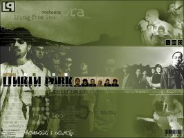 Linkin Park Wallpaper by yic