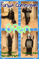 fursuit commissions OPEN by Califurnia-suits