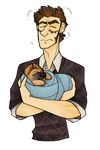 COMM: Paternal Puffball by GoneViral