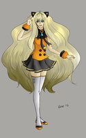 SeeU by noquietinhere