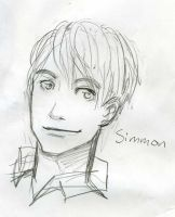 Simmon by ShiftingLit