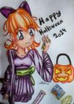 Happy Halloween 2014 by pie-chan34