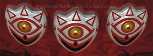 Mask of Truth | COMMISSION by MajorasMasks