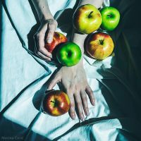 Still Life with Hands by MarinaCoric