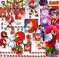 Knuckles Fangirls Flag by KnucklesFangirls