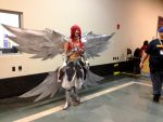 Fairy Tail-Erza Scarlet by SephieUchiha