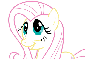 fluttershy the cutest pony by crazykleiner
