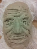 Old man by CorazondeDios
