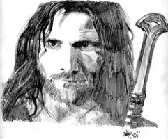 Aragorn by Devil-Wolf-1999