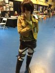 Garden State Comic Fest 2015 5 by MeganekkoPlymouth241