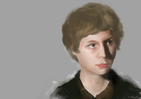 Michael Cera by AlexZandraLeigh