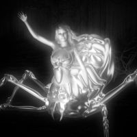 The White Widow by Grovelight