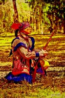 Second Seminole War Reenactor by BaBQ