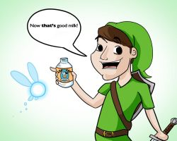 Me in the Zelda Universe by R3D-FOX
