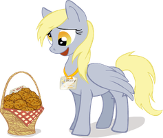 At least I have my muffins by GingerFoxy