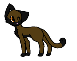 Spottedpath of ThunderClan by sophisticatedghost