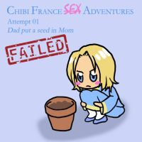 APH - Chibi France S3X Adventures 01 by C4L4M1T43R0ST4T0