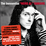 The Inessential Weird Al Yankovic Parody CD Jacket by TerrysEatsnDawgs