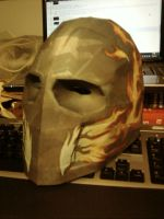 Army of Two mask by azn-ninja