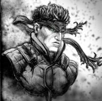 Snake by Harshcore