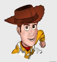 Sherrif Woody by wernerth