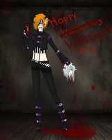 Happy Violence Day by TheAscendeadMaster