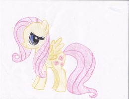 Fluttershy by CybertronianGirl01