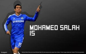 Mohamed Salah by BOArtt