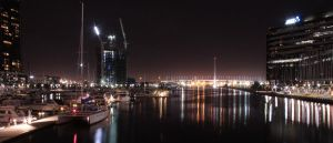 Docklands by melbournerocker
