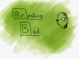 Breaking Bad by Luchonegrucho