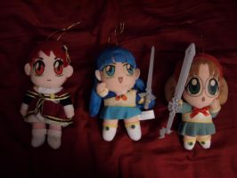 magic knight rayeath plush 1 by KittyChanBB