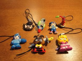 Phone Charms 22 by BiancAlligator