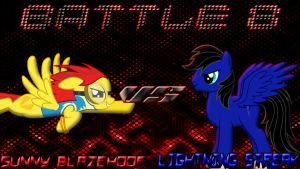 Pony Kombat New Blood 3 Round 2, Battle 8 by Macgrubor