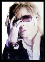 Retrato -Ruki - by MarryWeather