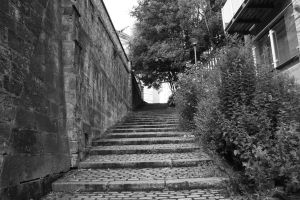 Stairway by negative-creeq
