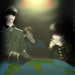 APH: Axis Powers of Evil by Chiyofrysies
