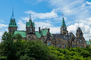 Parliament of Canada - West Block 003 by Morsoth