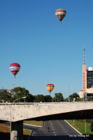 Baloon in W3 by Vinaug