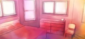Bedroom by sciche7