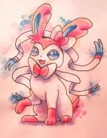 Sylveon by mich-spich